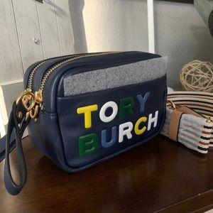 New Tory Burch double zipper perry crossbody 🦋